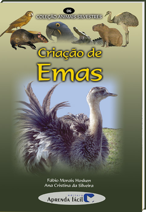 Criação de Emas (9788576300021)