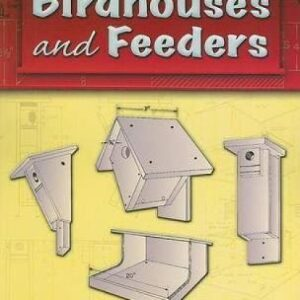 Birdhouses and Feeders (9780486460468)
