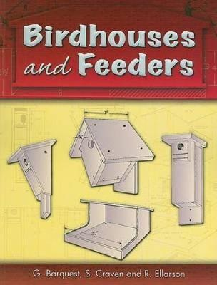 Birdhouses and Feeders (9780486460468)
