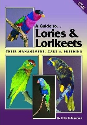 Lories and Lorikeets (9780957702448)