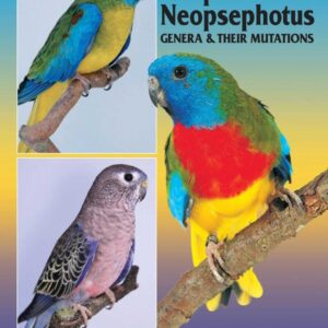 A Guide to Neophema and Neopsephotus Genera (English Revised Edition) (9780980492415)