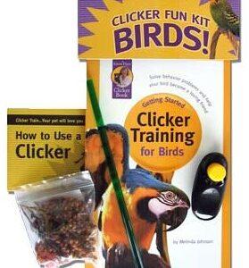 Clicker Training for Birds (9781890948153)