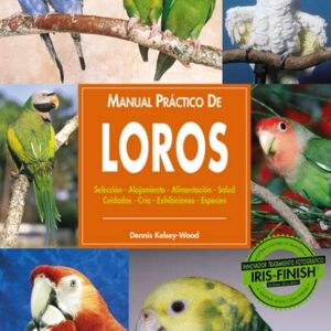 9788425513374 - Manual práctico de loros