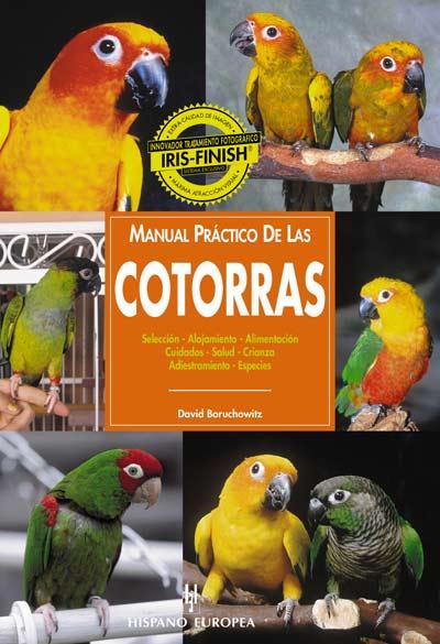 9788425514067 - Manual práctico de las cotorras