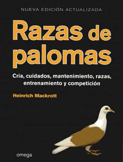 Razas de Palomas (9788428210188)