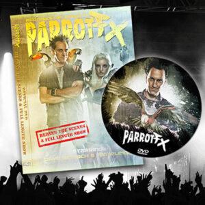 ParrotFX DVD