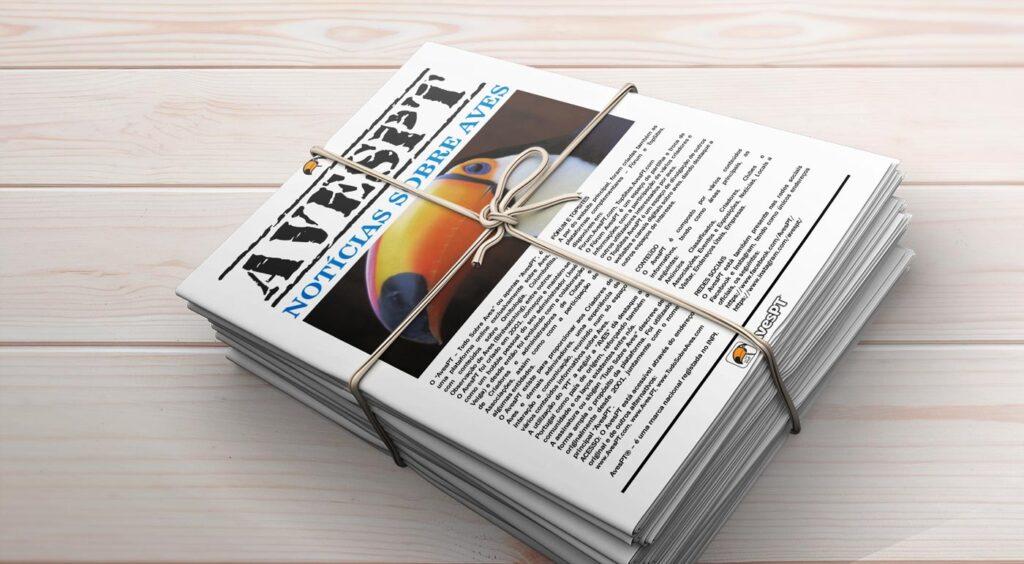 Notícias Sobre Aves - Jornal