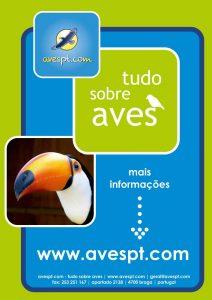 Cartaz AvesPT 2006
